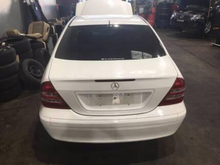 Mercedes C-Series Sedan 2000 AUTOMATIC NOW WRECKING ENTIRE CAR! Northmead Parramatta Area Preview
