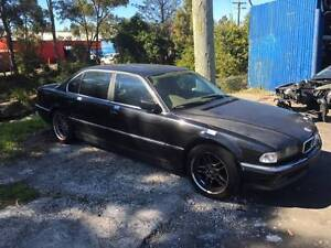 BMW 7-Series Sedan 1996 735I E38 WRECKING ENTIRE CAR Northmead Parramatta Area Preview