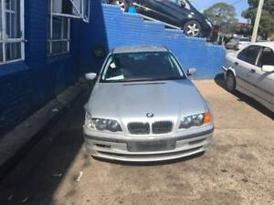 BMW 3-Series Sedan 318i 2000 MANUAL 5 SPEED NOW WRECKING!! Northmead Parramatta Area Preview