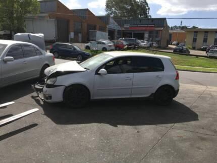 VW GOLF MARK 5 GTI MANUAL 2007 NOW WRECKING Parramatta Parramatta Area Preview