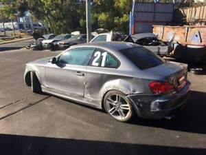 BMW 1-Series Coupe E82 125i 6 SPEED MANUAL 2010 NOW WRECKING!!! Northmead Parramatta Area Preview