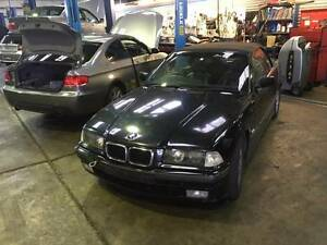 BMW 3 Series E36 Convertible 328i 1998 NOW WRECKING ENTIRE CAR Northmead Parramatta Area Preview