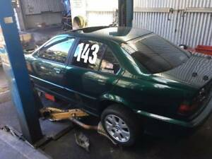 BMW 3-Series Sedan E36 1991 325i TRACK CAR - NOW WRECKING!!! Northmead Parramatta Area Preview