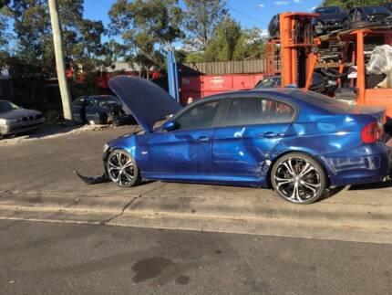 BMW 3-Series Sedan E90 325i 2005 AUTOMATIC NOW WRECKING!!! Northmead Parramatta Area Preview