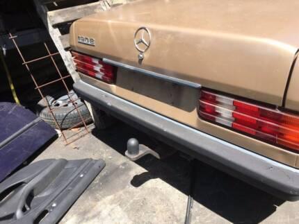 Mercedes 190E Sedan W201 1984 - 1991 NOW WRECKING ENTIRE CAR Northmead Parramatta Area Preview
