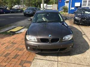 BMW 1-Series Hatchback 2006 AUTOMATIC WRECKING ENTIRE CAR Northmead Parramatta Area Preview