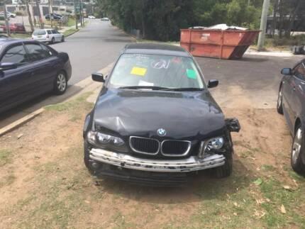 BMW 3-Series Sedan E46 302i 2005 NOW WRECKING AUTOMATIC Northmead Parramatta Area Preview