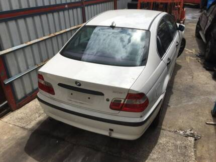 BMW 3-Series Sedan 318i 2003 AUTOMATIC NOW WRECKING ENTIRE CAR Northmead Parramatta Area Preview