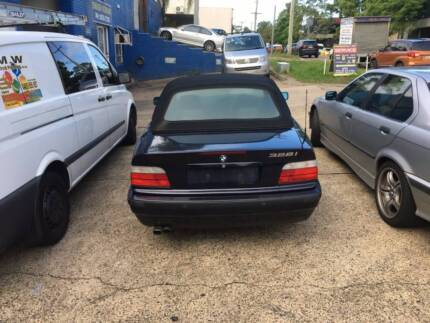 BMW 3-Series E36 Convertible 1999 328i AUTO WRECKING ENTIRE CAR Northmead Parramatta Area Preview