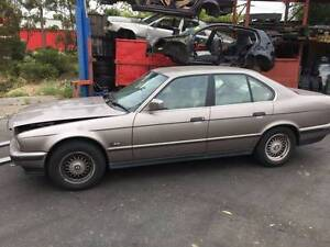 BMW 5-Series Sedan E34, from 1988 to 1996 WRECKING ENTIRE CAR Northmead Parramatta Area Preview