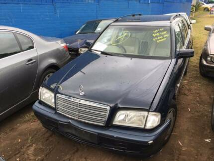Mercedes C-Series Wagon 1998 Automatic NOW WRECKING ENTIRE CAR!!! Northmead Parramatta Area Preview