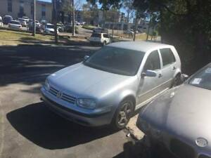 Volkswagen Golf 2001 AUTOMATIC NOW WRECKING CAR!! Northmead Parramatta Area Preview