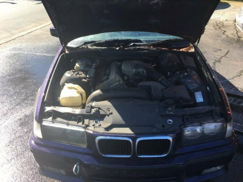 BMW 3-Series E36 318ti Hatchback Compact 1998 NOW WRECKING