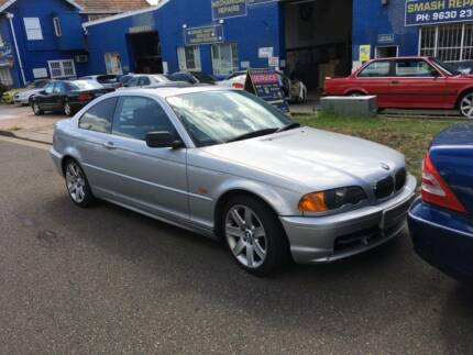 BMW E46 3 SERIES 323ci 1999 COUPE AUTOMATIC NOW WRECKING Parramatta Parramatta Area Preview