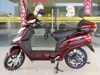 Electric eapc bike -scooter -moped 48v 250w