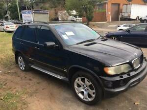 BMW X5 E53 2002 AUTOMATIC NOW WRECKING ENTIRE CAR!! Northmead Parramatta Area Preview