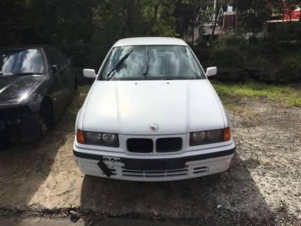 BMW 3 Series Hatchback******1997 BMW 316i E36 NOW WRECKING CAR Northmead Parramatta Area Preview