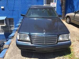 Mercedes S320-Series Sedan W140 AUTOMATIC WRECKING ENTIRE CAR Northmead Parramatta Area Preview
