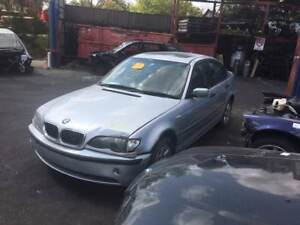 BMW 3-Series E46 Sedan 318i AUTOMATIC 2003 NOW WRECKING CAR!!! Northmead Parramatta Area Preview