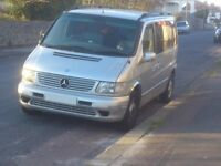 Mercedes Vito 638 Diesel Engine+autobox, well maintained V220