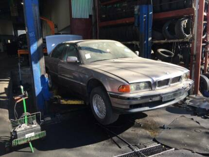 BMW 7-Series Sedan 1998 AUTOMATIC NOW WRECKING ENTIRE CAR Northmead Parramatta Area Preview