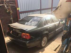 BMW 5-Series 525i E39 AUTOMATIC NOW WRECKING ENTIRE CAR Northmead Parramatta Area Preview