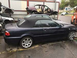 BMW 3-Series Convertible E46 325i CONVERTIBLE 2005 WRECKING CAR Northmead Parramatta Area Preview