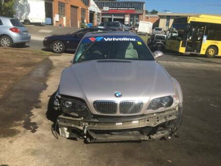 BMW 3-Series E46 M3 Coupe 2005 NOW WRECKING Northmead Parramatta Area Preview