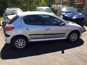 Peugeot 206 XR 2005 NOW WRECKING ENTIRE CAR!!! Northmead Parramatta Area Preview