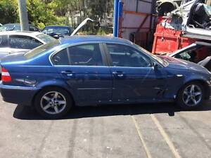 BMW 3-Series Sedan E46 1998 to 2006 NOW WRECKING ENTIRE CAR!! Northmead Parramatta Area Preview