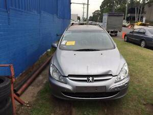 Peugeot 3-Series Wagon 307 2004 MANUAL NOW WRECKING ENTIRE CAR! Northmead Parramatta Area Preview