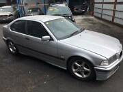 BMW 3-Series E36 COMPACT 1998 AUTOMATIC NOW WRECKING Northmead Parramatta Area Preview