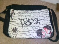 My Chemical Romance Messenger Bag