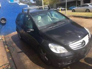 MERCEDES BENZ B180 2008 AUTOMATIC NOW WRECKING ENTIRE CAR!! Northmead Parramatta Area Preview