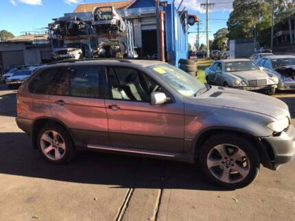 BMW X-Series X5 E53 2003 AUTOMATIC NOW WRECKING ENTIRE CAR!! Northmead Parramatta Area Preview