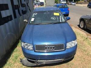 Audi A-Series Sedan A4 2003 AUTOMATIC NOW WRECKING ENTIRE CAR Northmead Parramatta Area Preview