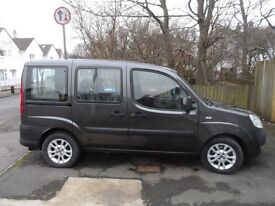 2008 fiat doblo Mobility Wheelchair Access Vehicle Disabled WAV Car