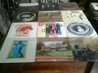 Assorted Record Albums