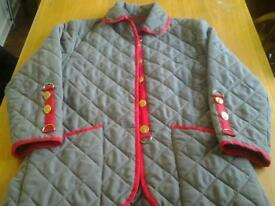 Ladies quilted jacket by The House of Bruar.