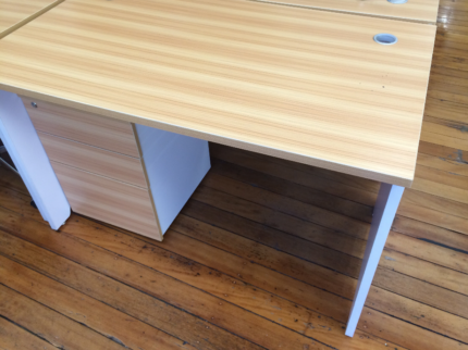 Free Workstations  desks  pickup 22nd December. Antique Furniture and Farm Clearence Auction 2nd December 2017