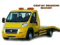 CAR BREAKDOWN, RECOVERY,TOW TRUCK,TOWING SERVICE, M25, M3, A3, FLAT BATTERY, TYRE, JUMP START, 24/7.
