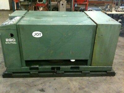 Used 50-hp Joy Rotary Air Compressor