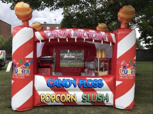 Commercial Inflatable Food Drink Concession Stand Tent Booth 13