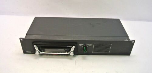 Rauland Borg MCX325 School PA System Control AM FM Tuner CD Player Boss 720CA