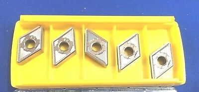 Kennametal DNMG 433FN  KCP10B Carbide Finishing Neg Inserts (5 Inserts) (S 55)