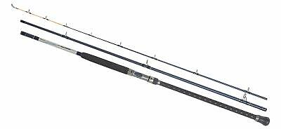 Shakespeare Agility Sea Tipster 3-Piece Rod Grey/Blue 11ft 30-120g Fishing