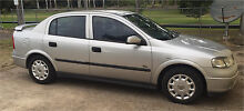Urgent sale 2001 Holden Astra City Sedan Townsville 4810 Townsville City Preview