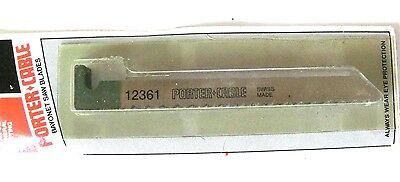 Porter Cable No. 12361-5 Bayonet Saw Blades Saber Jig Saw Blades NOS Pack of 5