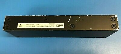 Wainwright Instruments Wrcg17091786-16911804-408ss Band Reject Filter