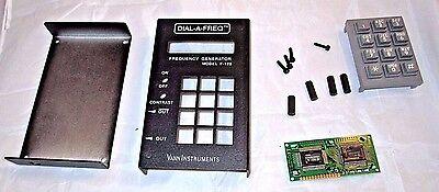 Telephone Style 12 Key Matrix Keypad Power Coated Al Case And Display